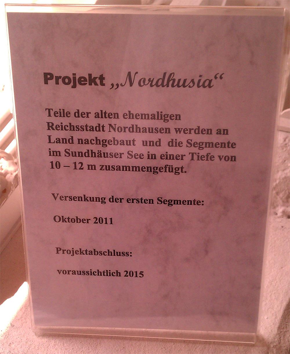 """Projekt """"Nordhusia"""""""