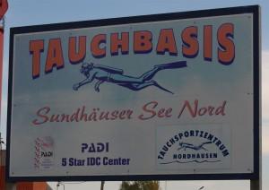 Tauchsportzentrum Nordhausen